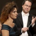 Concert of music by Geraldina Mucha, Filharmonie Hradec Králové, dirigent - Andreas Sebastian Weiser (Foto: Jan Komárek)