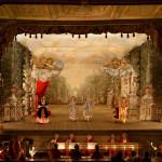 Provedení opery Terpsicore G. F. Händela v barokním divadle v Českém Krumlově (Irena Troupová, Dagmar Šašková, Ensemble Hartig, Musica Florea - M. Štryncl), (Foto: Lubor Mrázek)