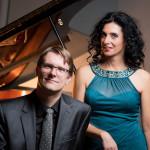 Irena Troupová - voice, Jan Dušek - piano